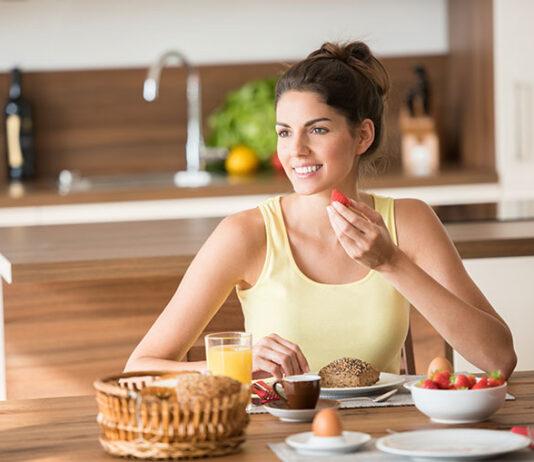 Zasady prawidłowej diety odchudzającej